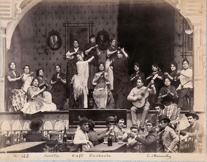Flamenco en la escuela