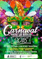 Carnaval de Tocina Los Rosales  2015