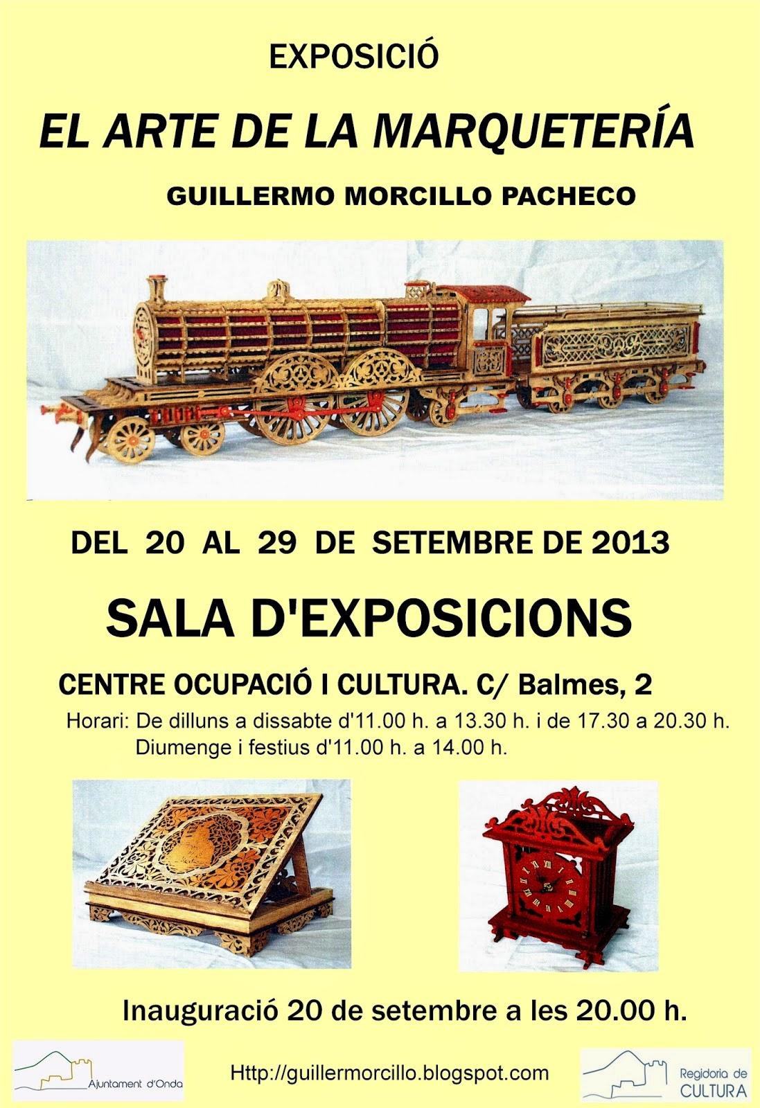 EXPOSICIÓN 2013