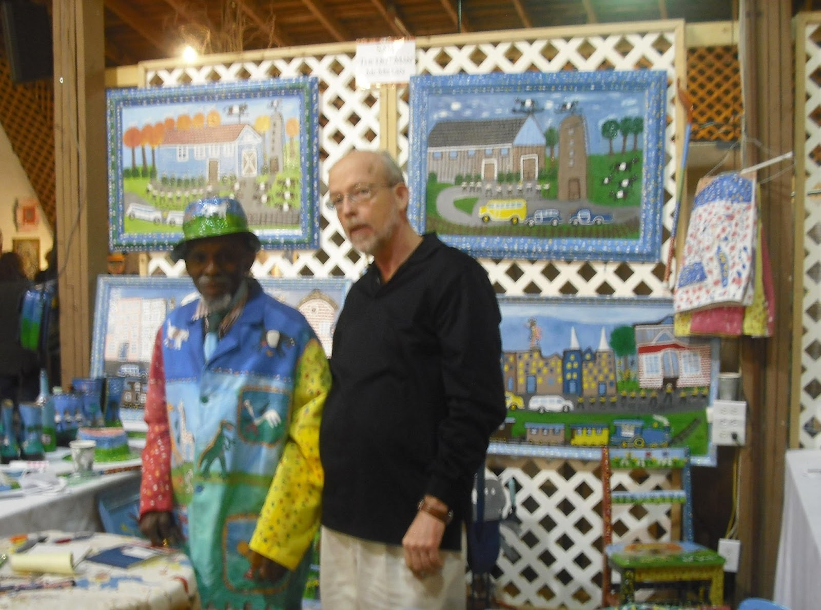 Sights Sounds And Tastes Of The American South Folk Art Expressing Southern Culture