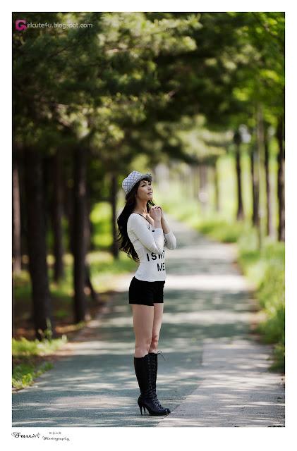 2 Kang Yui - The Band Is With Me-very cute asian girl-girlcute4u.blogspot.com