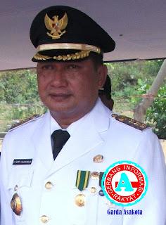 Tiga Tahun di Periode Kedua, Ferry Minta SKPD Tuntaskan Janji dan Visi/Misi Kepala Daerah