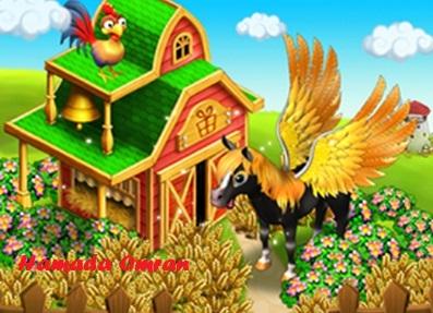 تحميل لعبة المزرعة السعيدة 2013 للكمبيوتر Download Happy Farm Game For PC