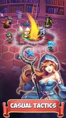 Heroes Tactics Mythiventures 1.2.1 APK
