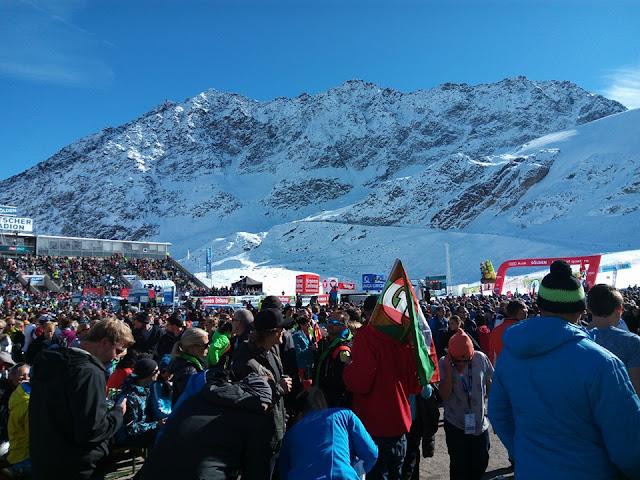 Инструктор по горным лыжам Зёлден