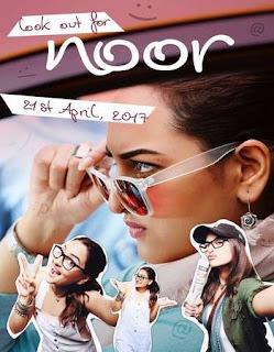 Noor 2017 Hindi Movie 720p hevc DVDRip [600MB]