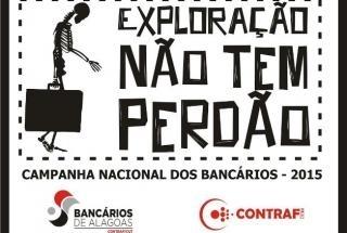 Bancários lançam Campanha Nacional em Alagoas nesta quinta