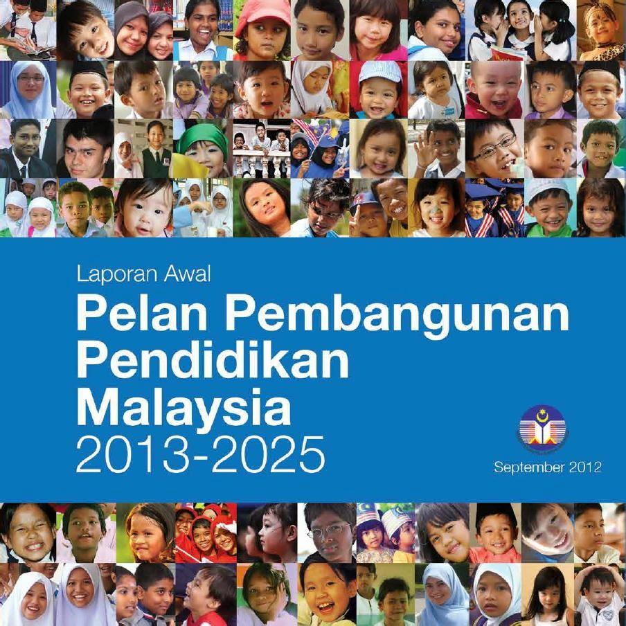 PPPM (Pelan Pembangunan Pendidikan Malaysia)