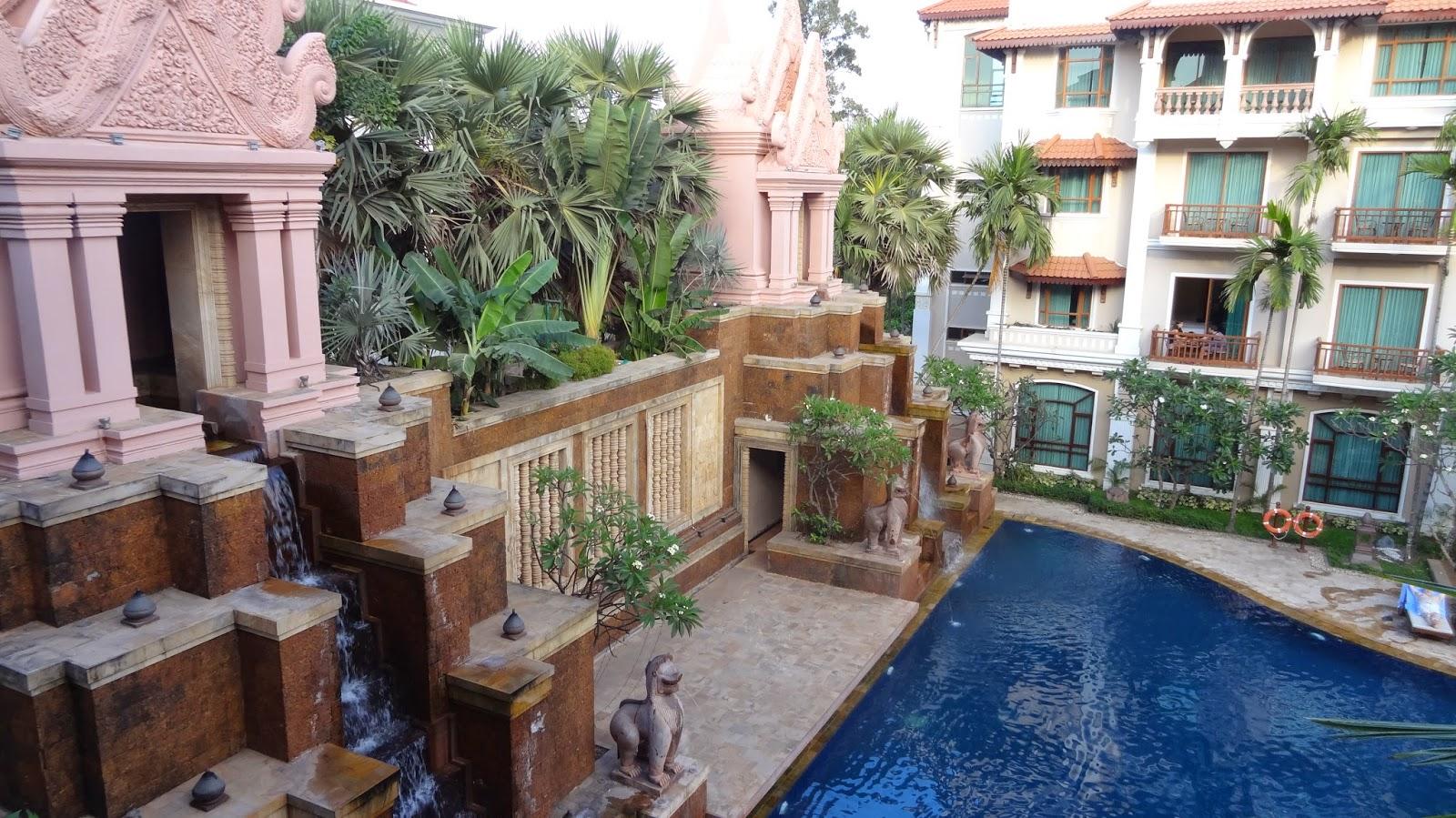 Siem Reap, Cambodia, hotel