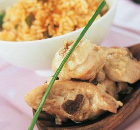 arroz-pollo