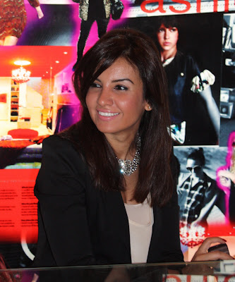 Meet the Fabulous Fashionista Dana K, who owns one of the sweetest fashion  stores in Kuwait, travelling across the