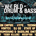 The World of Drum&Bass, Москва, 19.09.15
