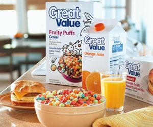 Walmart Healthy Food Announcement