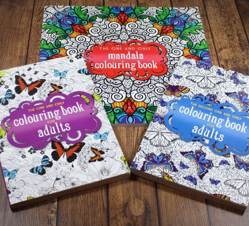 The One And Only Colouring Book For Adults Planet Weidknecht