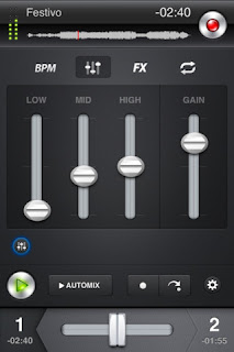dj music app for iphone djay gets an update
