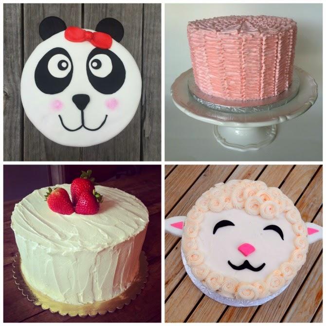The Holland House: Baking Lately-  Cakes
