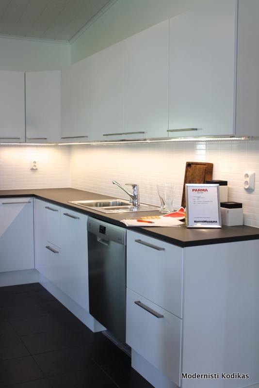Asuntomessut 2013 keittiöitä  Modernisti kodikas  Idealista