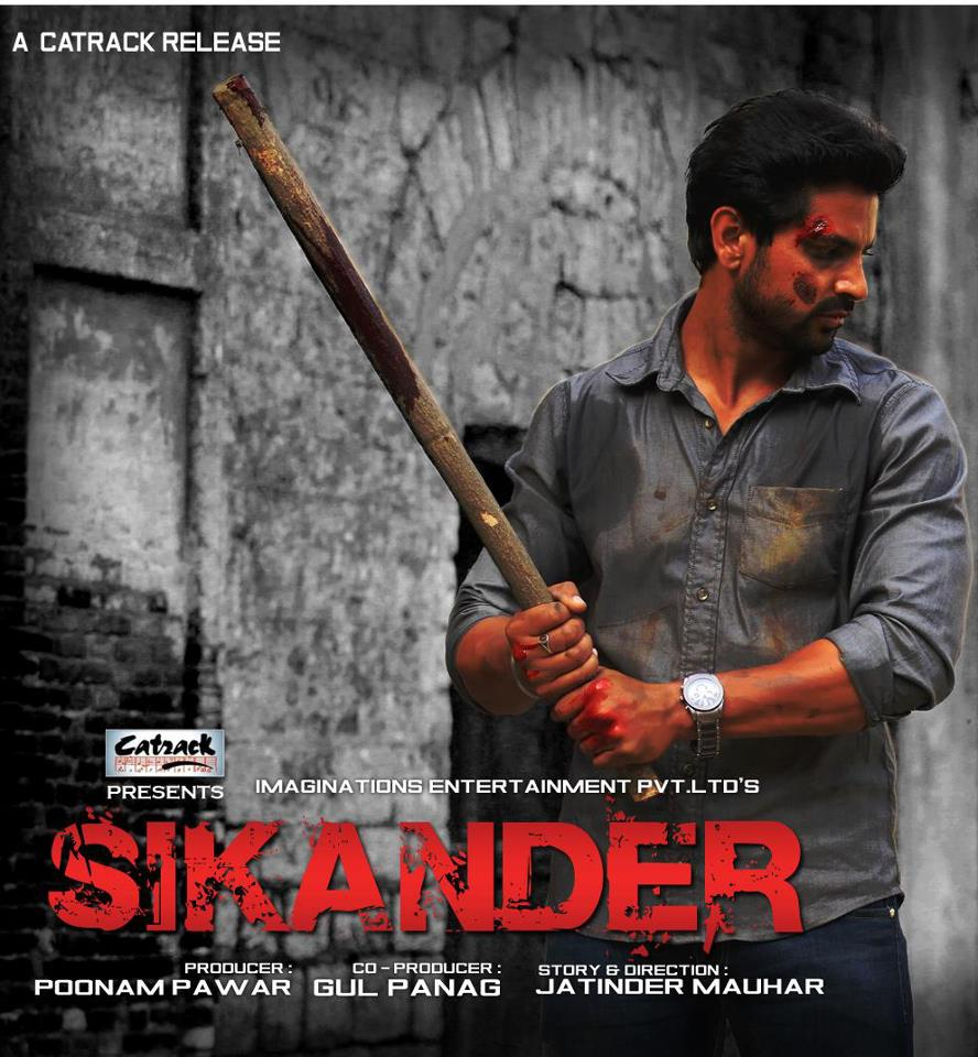Sikander (2013) Punjabi Movie 480p HDRip x264 350MB