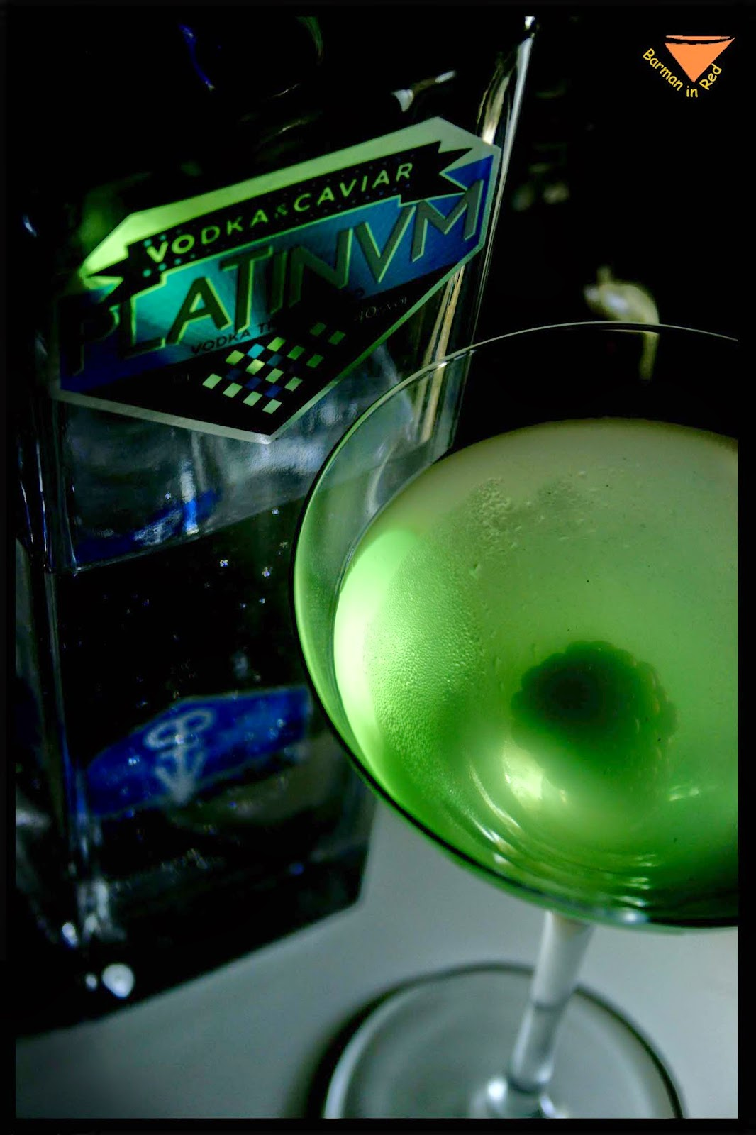 Vodka Platinum Caviar