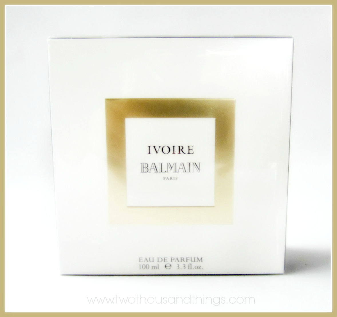 Perfume Balmain Ivoire Edp Two Thousand Things Wardah Roll On For Him If You Read My Previous Post About The Media Release Event That I Attended A While Ago Probably Remember Promised Full Review
