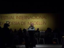 NOOR produksjoners på Medellin International Poetry Festival