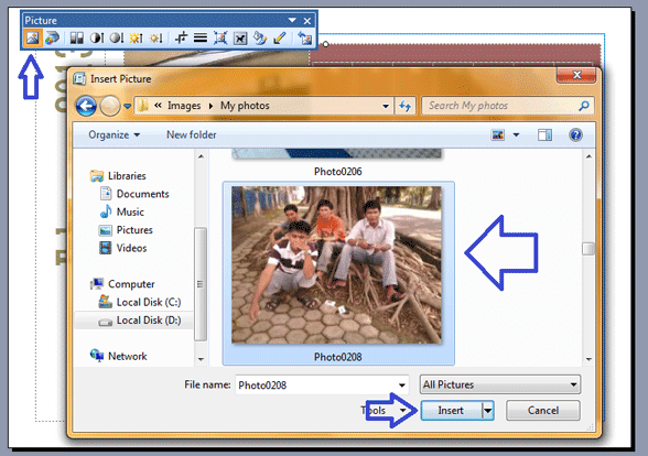 Cara Mudah Membuat Kalender Dengan Ms Publisher 2007
