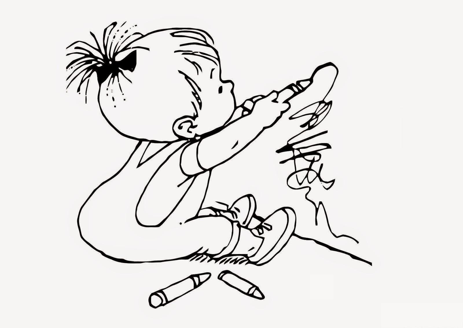 Dibujos Para Dibujar En La Pared - Decoración Del Hogar - Prosalo.com