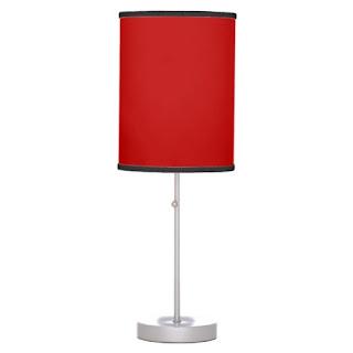 Romantic home decor accent lamp