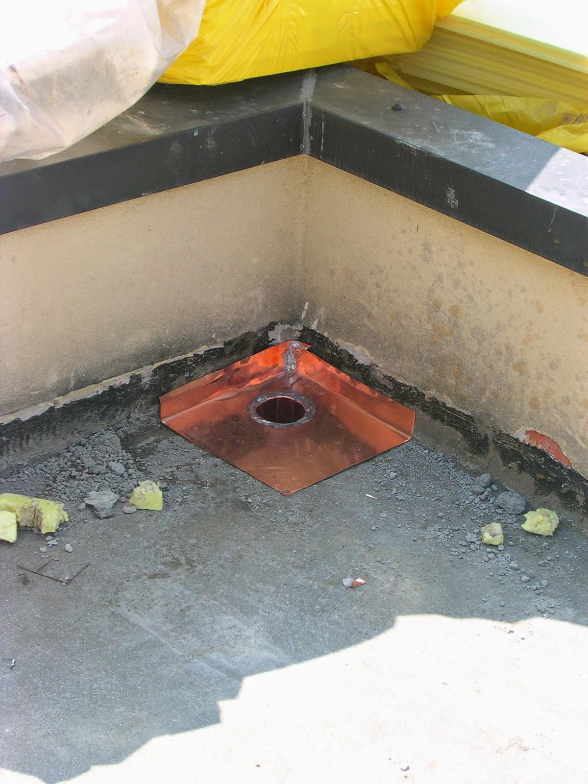 Il costruttore edile perdite d 39 acqua su terrazzi e balconi for Rame vs cpvc per linee d acqua