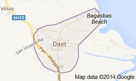 Daet, Camarines Norte