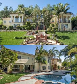 Hasselhoff $2 million: David Hasselhoff buys $1.95 million new mansion