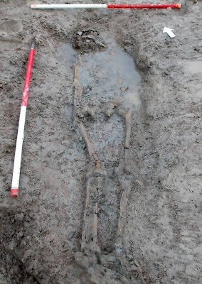 Roman cemetery found in North Somerset