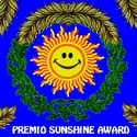 Premio Sunshine Award 2011 Mi segundo premio