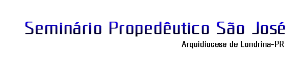 Blog do Propedêutico São José