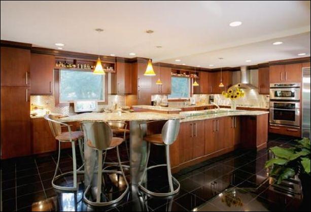 mid century modern kitchen design ideas mid century modern kitchen