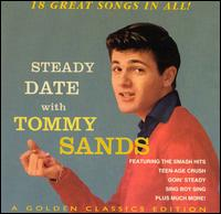 Tommy Sands, Elvis Presley, Teenage Crush, Bigger Than Texas