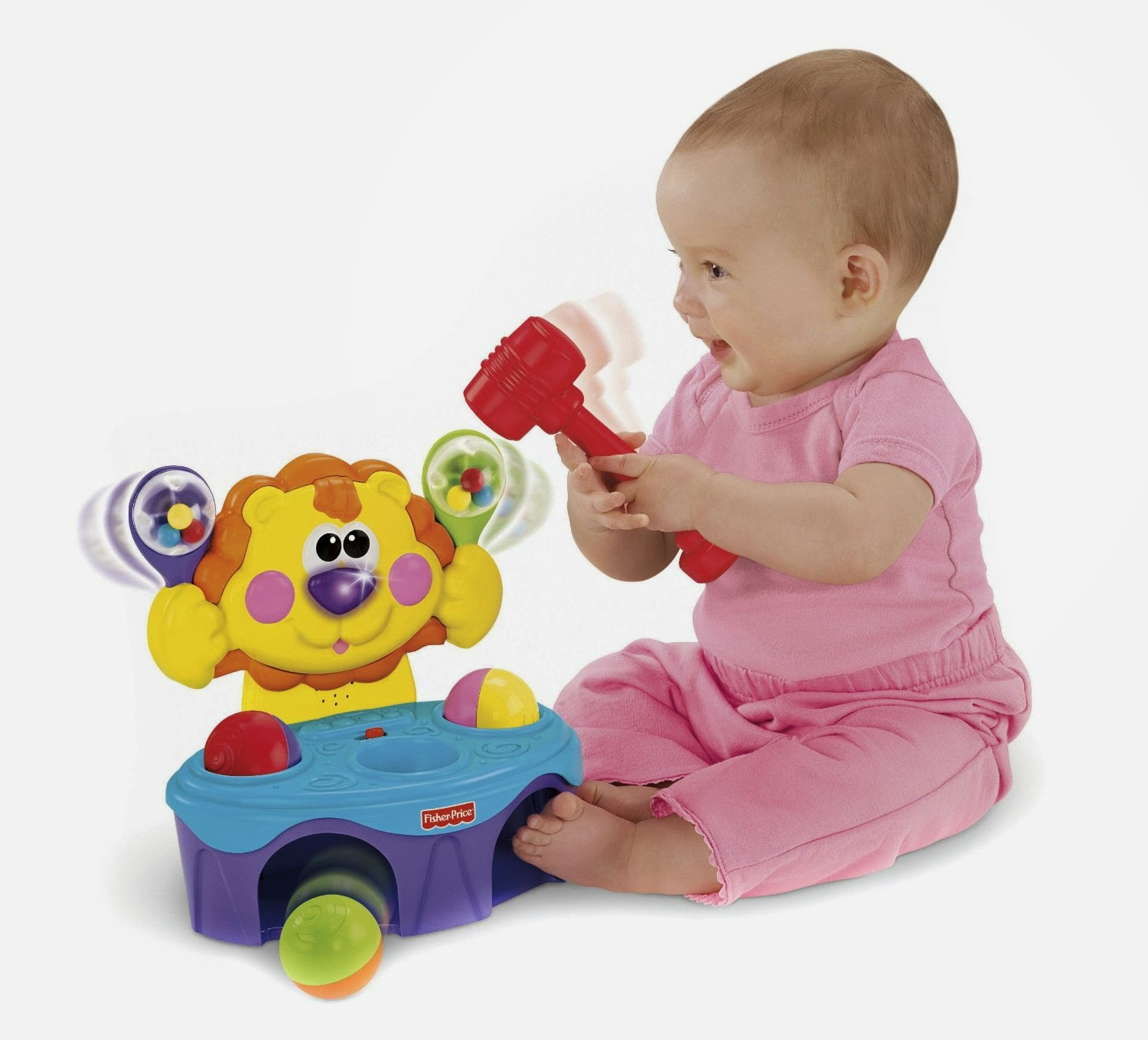 Buy Fisher-Price Go Baby Go Bop and Rock Musical Lion Rs 1699 only at Amazon