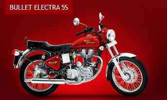 The new Electra 5s is fitted with a host of user-friendly features including the revolutionary left side, 5 speed gearshift.