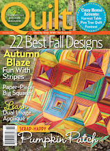 Quilt Magazine Oct/Nov 2011