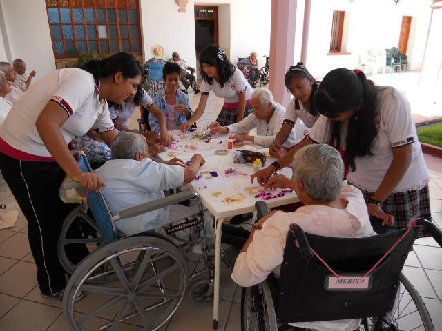 Eiizeeerk exprezando asilo de ancianos juan de zelayeta for Asilos para ancianos