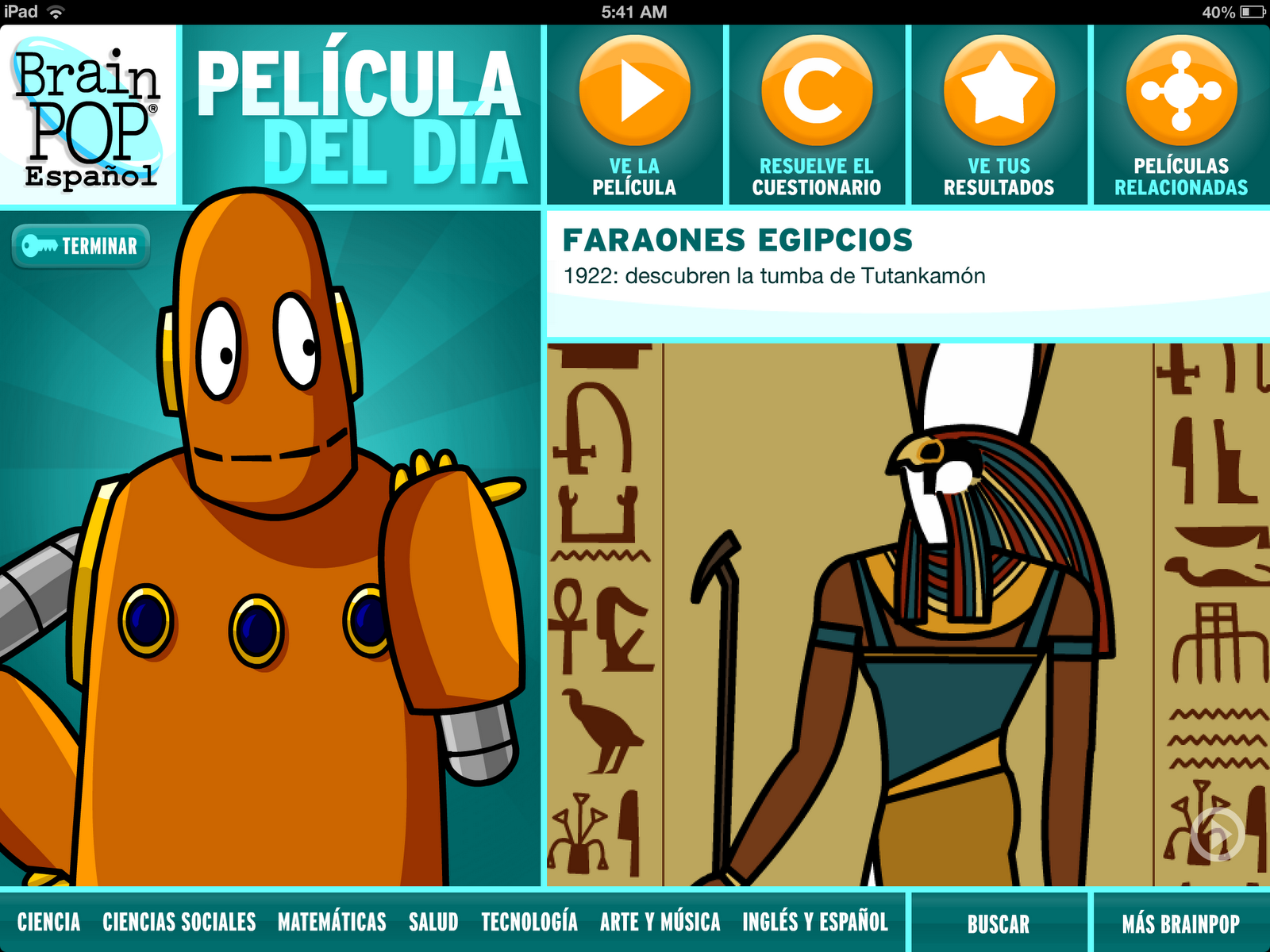 Teaching Spanish w/ Comprehensible Input: BrainPOP Español ...