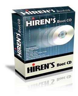 Harga Hirens BootCD 15.2 Murah - Software Pendeteksi Kerusakan PC