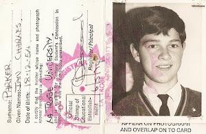 Ian Parker - 16 years
