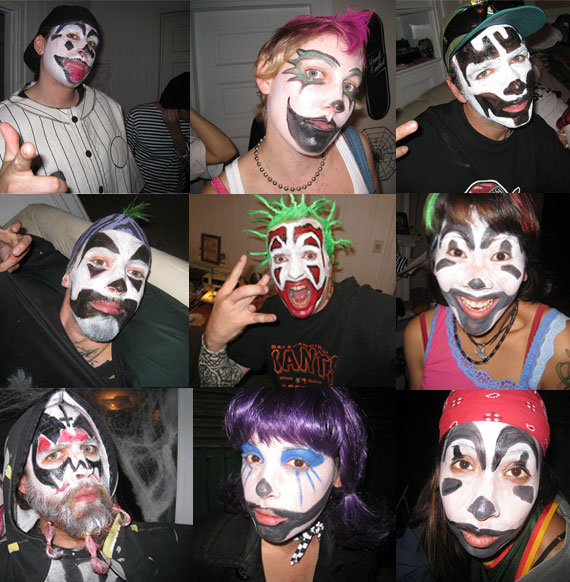 Juggalo Holocaust: March 2012