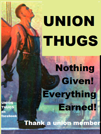 Union Thugs