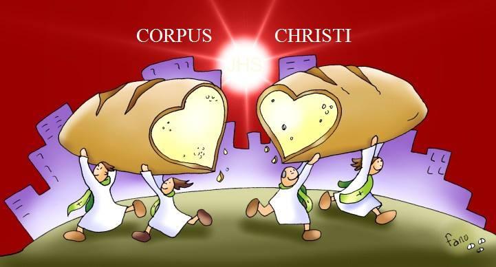 Resultado de imagen de dia de corpus christi para niños