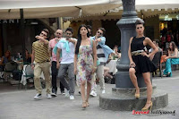 Allu Arjun Shruthi Hassan Race Gurram Movie New Working Stills+(3) Allu Arjun   Race Gurram Latest Working Stills