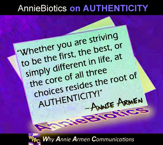 Writing a book, in need of authentic branding and positioning?  Consult with Annie Armen at WhyAnnieArmen.com