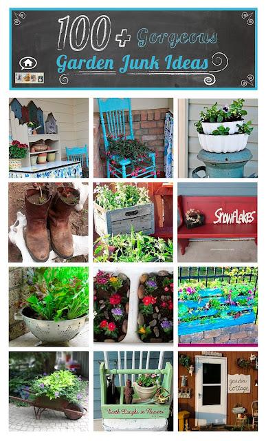 Organized Clutter Hometalk Junk Gardening Clipboard