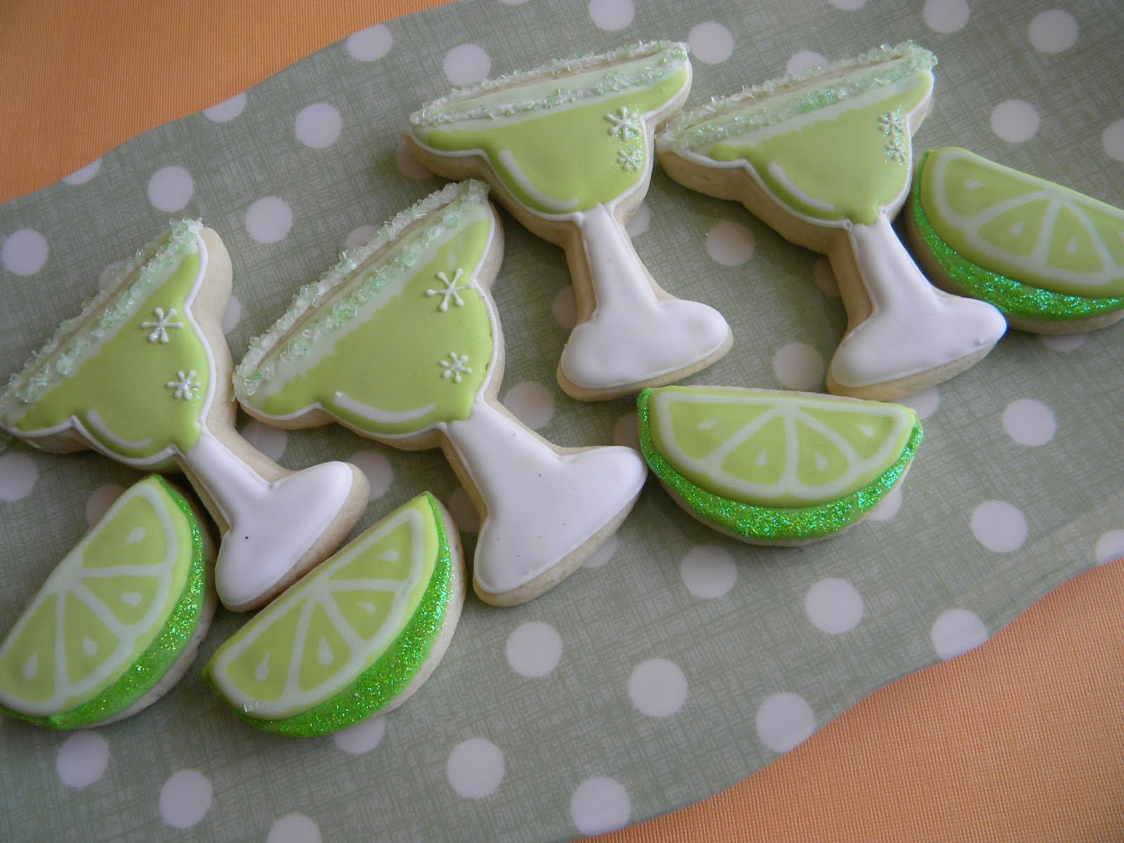 Occasional Cookies: Margarita Time!